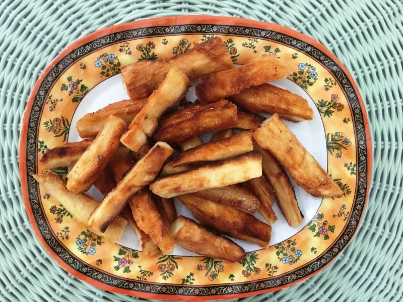 Cassava Fries